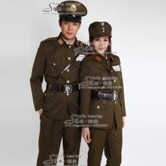出租男士军队服装 租赁女士军队制服
