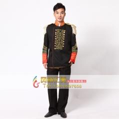 西式宫廷男士演出服装 舞台服饰