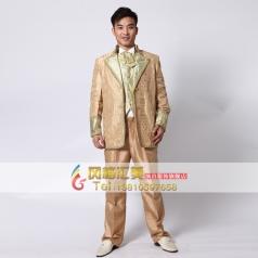 男士刺绣宫廷服装 英国皇室演出服装