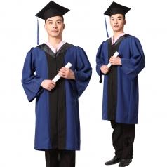 风格汇美 2013年大学生毕业硕士服装 硕士学位袍 学士帽