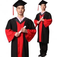 风格汇美 2013年大学生毕业博士服 博士学位袍 学士帽
