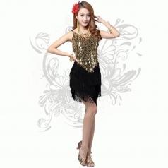 租赁新款吊带亮片连衣裙小礼服DS演出服装舞台酒吧时尚女歌手装