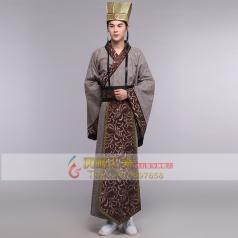 风格汇美古代服装中国风民族古装影视话剧古代汉服 年会cos演出服