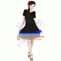 风格汇美广场舞舞蹈服装套装定做 裙装 舞台服装_风格汇美演出服饰