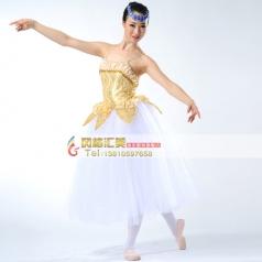 新款芭蕾舞台演出服装女式舞台服定做_风格汇美演出服饰