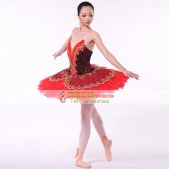 新款芭蕾蓬蓬裙舞蹈服装 演出服装定制_风格汇美演出服饰