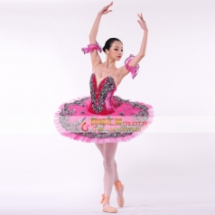 新款成人芭蕾舞蹈舞台表演服定做_风格汇美演出服饰