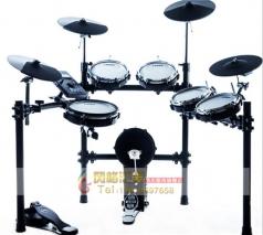 LUOKA罗卡MD-8网皮电子鼓电子架子鼓乐器架子鼓电子爵鼓
