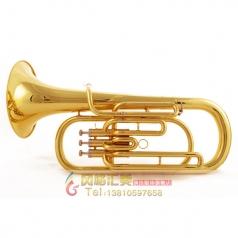 西洋铜管乐器立键小抱号_风格汇美演出服饰