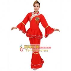 秧歌舞蹈服装 名族服装