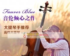 高档手工大提琴 虎纹考级演奏大提琴 成人儿童初学练习大提琴_风格汇美演出服饰