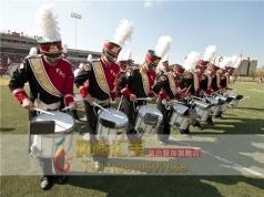 管乐队服,腰鼓队服装,仪仗队服装_风格汇美演出服装