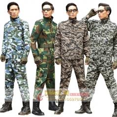 特种兵作训服军装军训服工作服定做_风格汇美演出服饰