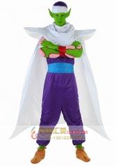 万圣节《七龙珠》动漫服装 七龙珠Z短笛大魔王比克大魔王