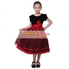 新款合唱礼服女童合唱服装批发定制专家_风格汇美演出服饰