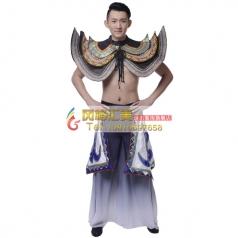民族舞蹈服装定制上要注意的元素