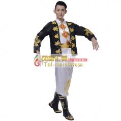 新款新疆舞蹈服装专业定制_风格汇美演出服饰