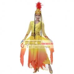 新疆舞蹈服装专业定制_风格汇美演出服饰