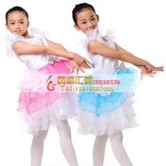儿童舞蹈服装专业定制_风格汇美演出服饰