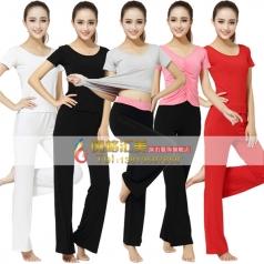 瑜伽服女套装瑜伽服套装夏瑜伽服套装韩版_风格汇美演出服饰