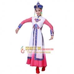 北京蒙古舞蹈服装专业定制_风格汇美演出服饰