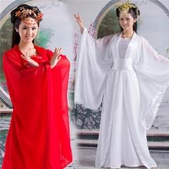 风格汇美古装演出表演服定制舞台服饰表演服古代服装定做_演出服饰