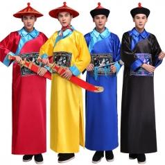 风格汇美新款古代服装男士古装汉服影视古装演出服