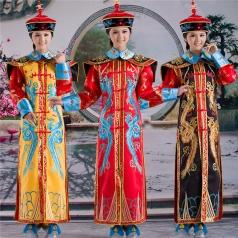 古代服装舞台演出服装_风格汇美演出服饰