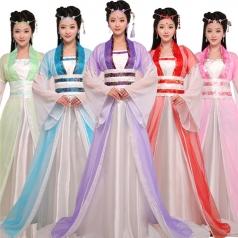 唐朝古代宫廷贵妃装太平公主古装民族女士 古装舞台戏服演出服装