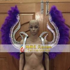 新款巴西桑巴舞服装,狂欢节舞蹈服饰,桑巴舞蹈演出服装批发工厂_风格汇美演出服饰