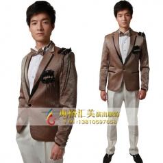 男士长袖合唱服,男士合唱服装定做专家_风格汇美演出服饰