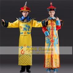 男子古代服装定做 古代服装汉朝定制专家_风格汇美演出服饰