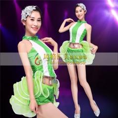 现代舞蹈演出服装批发 现代舞蹈服饰定做专家_风格汇美演出服饰