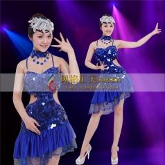 现代舞演出服定做 现代舞蹈服装定做专家_风格汇美演出服饰