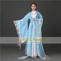 女子古代服装定制 影视古装服装定制专家_风格汇美演出服饰