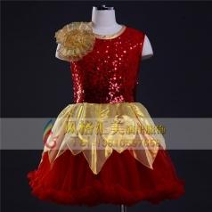 儿童合唱服装定制 儿童合唱舞蹈服_风格汇美演出服饰