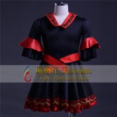 儿童合唱服 儿童合唱舞蹈服装 儿童合唱演出服_风格汇美演出服饰