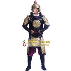 古装盔甲服装定制 铠甲古装批发 古装盔甲服装设计定制厂家_风格汇美演出服饰
