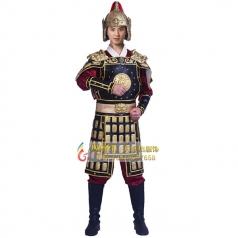 士兵盔甲演出服装 士兵盔甲厂家定制专家_风格汇美演出服饰