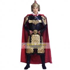 将军服铠甲士兵服装  将军服铠甲士兵服装设计_风格汇美演出服饰