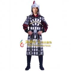 古装盔甲服 盔甲古装服批发 盔甲古装舞台服_风格汇美演出服饰