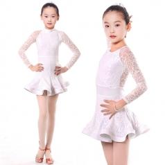 女式拉丁舞蹈服装定制舞台服拉丁表演服定做行家_风格汇美演出服饰