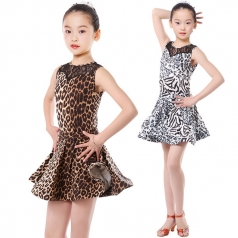 女式拉丁舞台服装表演服女式拉丁比赛服定做_风格汇美演出服饰