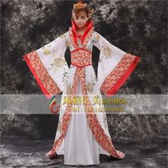 风格汇美古装演出服定做古装演出服装_演出服饰