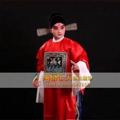 舞台戏曲官衣舞台服表演丑官衣服装设计_风格汇美