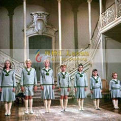 音乐之声孩子们服装定制制服音乐剧服_风格汇美演出服饰
