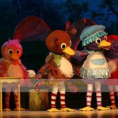儿童幼儿童话剧舞台服定做_风格汇美演出服饰