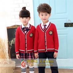 儿童男女校园服装定做_风格汇美演出服饰