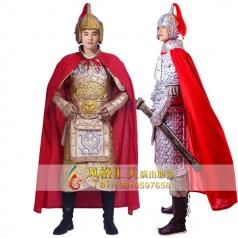 将军盔甲服装定做 将军盔甲舞台演出服装定制专家_风格汇美演出服饰