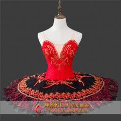 新款芭蕾演出表演服装定制_风格汇美演出服饰